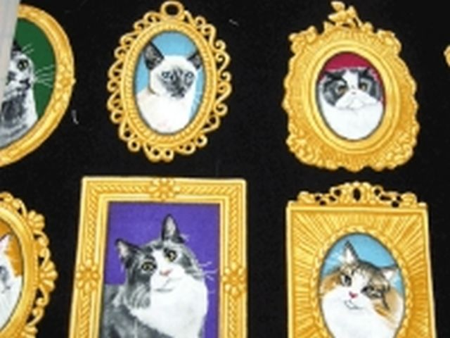 Portrait Cats
